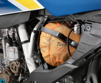 Air filter sand protection-Husqvarna
