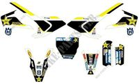Rockstar graphics kit-Husqvarna